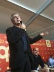 Alla Festa Pd, Bersani ha incoronato Boeri