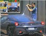 Tulliani bagna la Ferrari (per evitar di scaldar la colla)