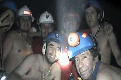I minatori cileni