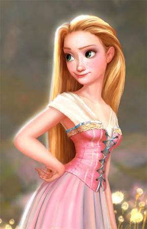 Rapunzel o Raperonzolo