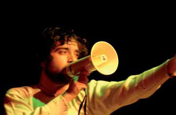 Giulio Cavalli, attore