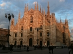 Il duomo a Milano