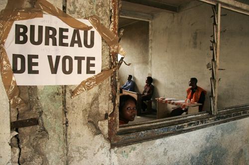 Democrazia in salsa africana