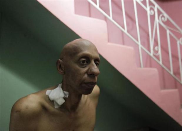 Il dissidente cubano Farinas