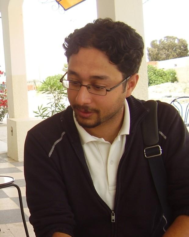 Madghis Buzakhar, dissidente berbero