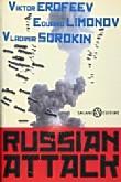 russian attack, la copertina del libro