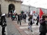 Il Regio protesta lungo le vie di Torino