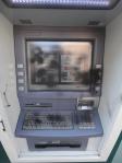Bancomat annerito