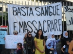 Basta sangue e massacri in Siria
