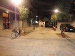 Bici legate ovunque a China Town