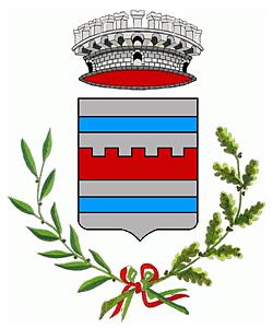 Lo stemma del Comune di Merlino