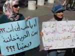 Manifesti contro il regime