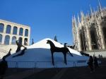 Museo 900, Duomo e opera d'arte di Paladino