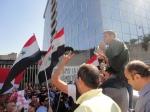 Siriani contro Assad