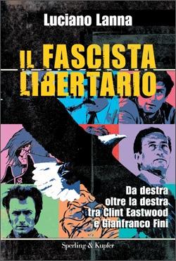 La copertina del Fascista libertario