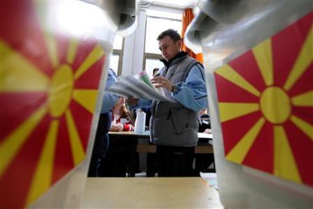 Una Macedonia al voto