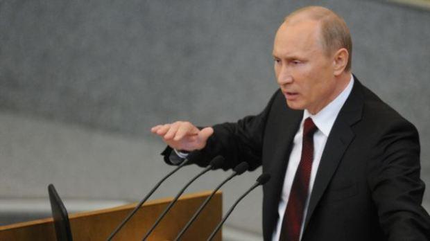 Parla Putin