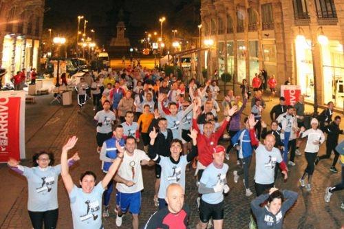 La corsa delle 5.30 del mattino a Milano