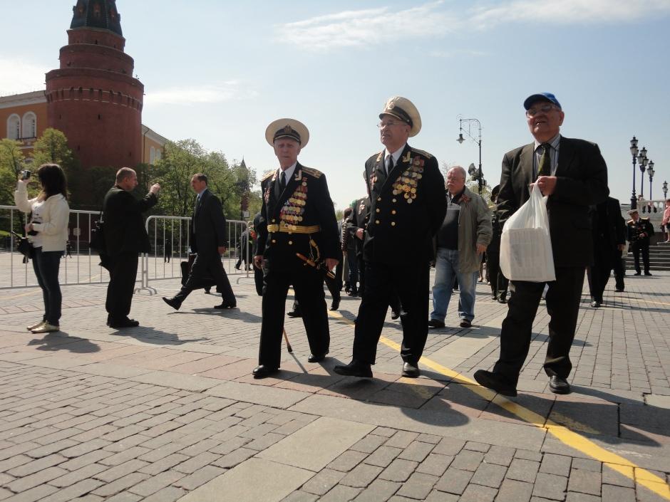 Marinai e Torri del Cremlino