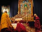 Dalai Lama e monaci