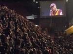 Tribune e Dalai Lama