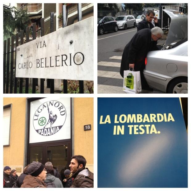 Lega via Bellerio