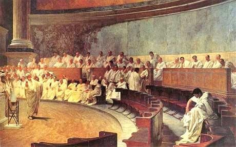 cicerone-arringa-il-senato-romano