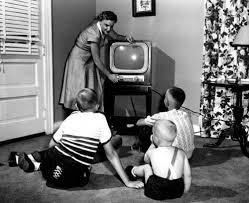 La tv, d'altri tempi