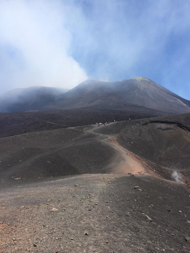 L'Etna, il vulcano sempre attivo