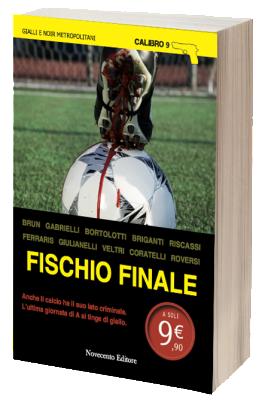 La copertina di Fischio finale