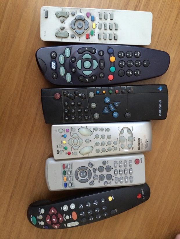 Telecomandi per tante tv