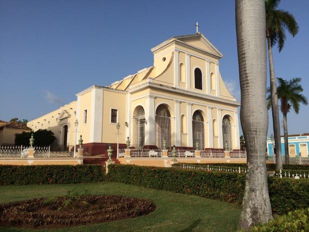 La chiesa di Trinidad