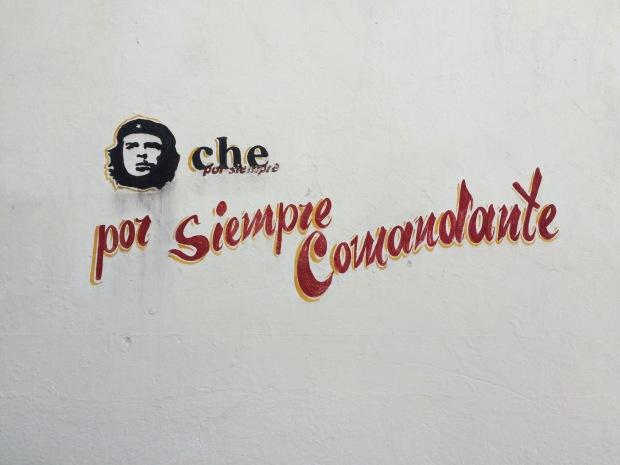 Murales per Che Guevara