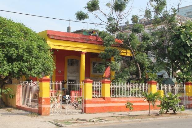 Casa del Vedado, L'Avana, Cuba